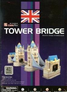 3D Puzzel: Tower Bridge (Cubic Fun)