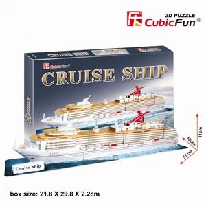 3D Puzzel: Cruise Ship (CubicFun)