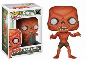 Funko POP! Games Fallout 50 Feral Ghoul