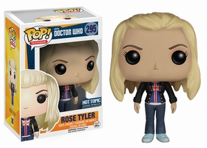 Funko POP! TV 295 Doctor Who Rose Tyler