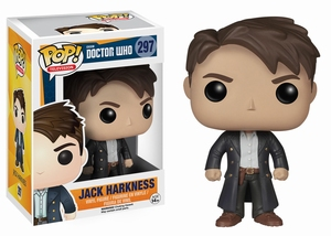 Funko POP! TV 297 Doctor Who Jack Harkness