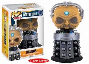 Funko POP! TV 359 Doctor Who Davros 6 inch