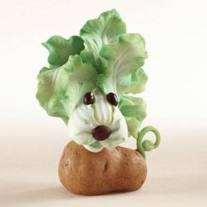 Home Grown Andijvie aardappel leeuw