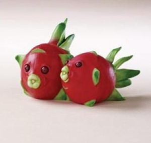 Home Grown Pitaya vis