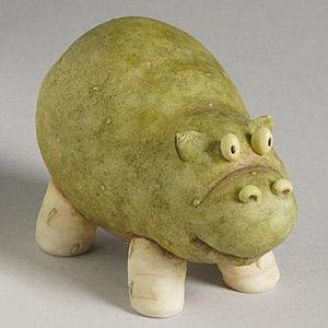 Home Grown Aardappel nijlpaard