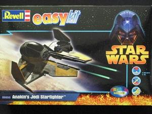 Revell Easykit: Star Wars Anakin's Jedi starfighter