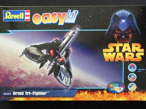 Revell Easykit: Star Wars Droid tri-fighter