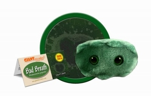 Giant Microbes Bad breath (slechte adem)