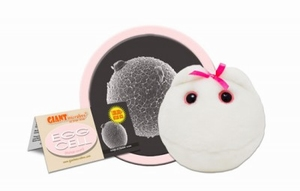 Giant Microbes Egg cell (ei cel)
