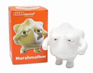 Giant Microbes Vinyl figuur Marshmallow (witte bloedcel)
