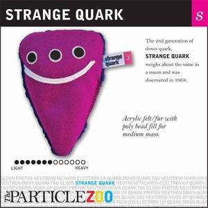Particle Zoo - Strange Quark