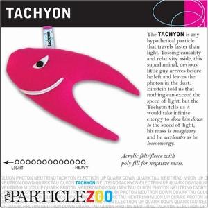 Particle Zoo - Tachyon