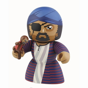 Mighty Muggs - Indiana Jones - Wave 2 - Monkey Man