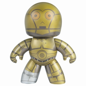 Mighty Muggs - Star Wars - Wave 2 - C-3PO