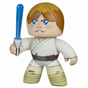 Mighty Muggs - Star Wars - Wave 2 - Luke Skywalker