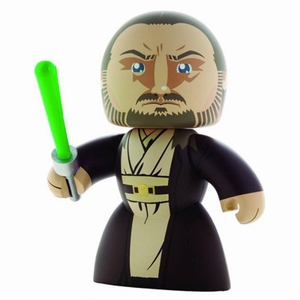 Mighty Muggs - Star Wars - Wave 8 - Qui Gon-Jinn