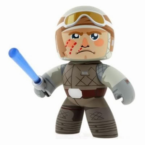 Mighty Muggs - Star Wars - Wave 9 - Luke Skywalker (Hoth)