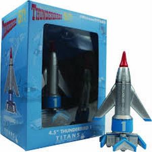 Thunderbirds Titans Vinyl Figure Thunderbird 1
