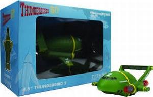 Thunderbirds Titans Vinyl Figure Thunderbird 2