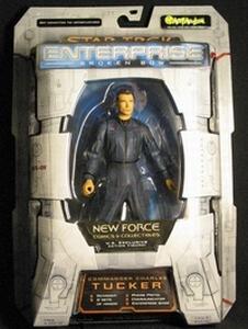 Commander Charles Tucker (Broken Bow - New Force Exclusive)