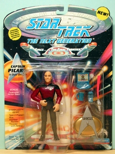 Captain Picard in duty uniform nr 6070-6942