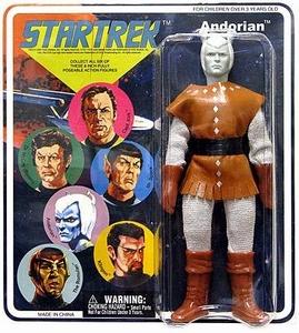 Star Trek Original Series Retro Cloth actie figuur Andorian