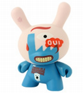 Dunny Me I'm French (Kidrobot): Jack Usine 1/50