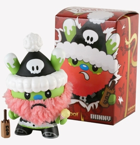 Dunny Krunk-a-Claus (Open box)