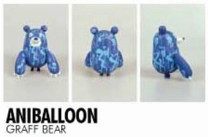Little Trickers serie 1: Aniballoon (Graff Bear)