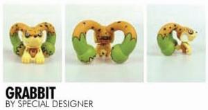 Little Trickers serie 1: Grabbit (Special designer)