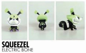 Little Trickers serie 1: Squeezel (Electric Bone)