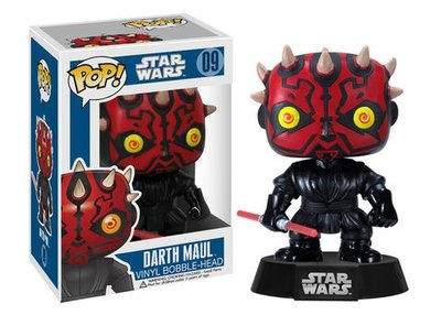 Funko POP! Star Wars 09 Darth Maul