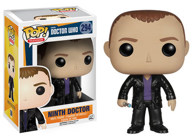 Funko POP! TV 294 Doctor Who 9th Doctor