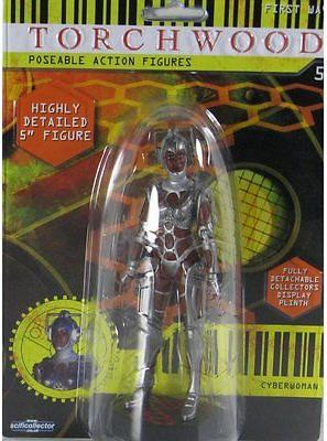Torchwood Wave 1 Cyberwoman