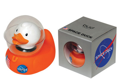 BUD Space duck
