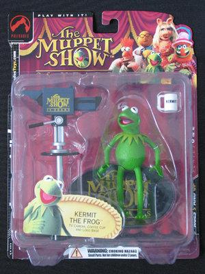Kermit de kikker van de Muppetshow