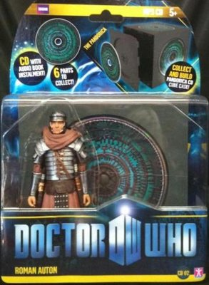 Doctor Who Roman Auton (Pandorica) actiefiguur