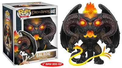 Funko POP! Movies Lord of the Rings 448 Balrog
