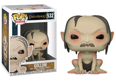 Funko POP! Movies Lord of the Rings 532 Gollum