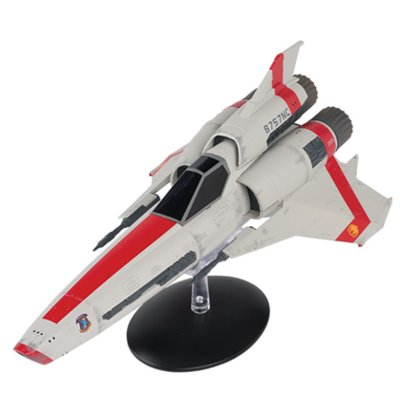 Eaglemoss Battlestar Galactica 01 - Viper Mark II