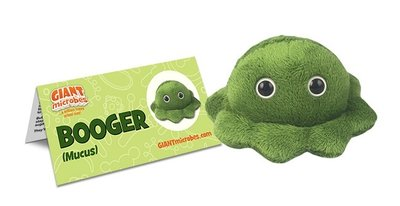 Giant Microbes Booger