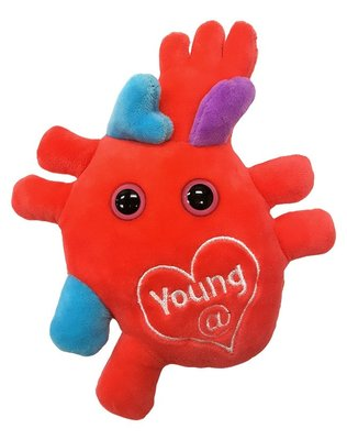 Giant Microbes Young At Heart