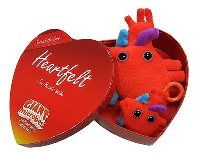 Giant Microbes Heartfelt Box