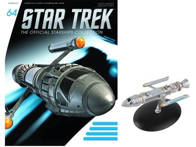 Eaglemoss Star Trek 64 Phoenix