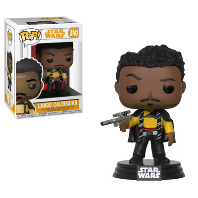 Funko POP! Star Wars Han Solo Movie: 240 Lando Calrisian