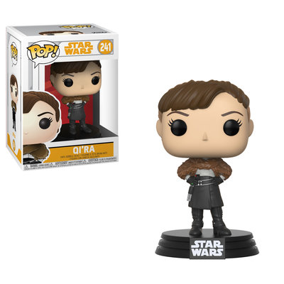 Funko POP! Star Wars Han Solo Movie: 241 Qi'ra