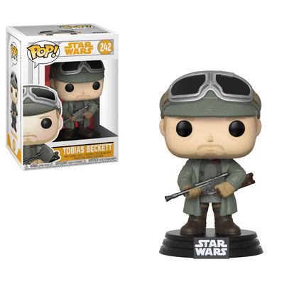 Funko POP! Star Wars Han Solo Movie: 242 Tobias Beckett