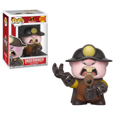 Funko POP! Disney Incredibles 2 -370 Underminer