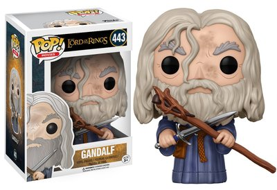 Funko POP! Movies Lord of the Rings 443 Gandalf