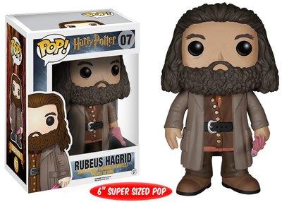 Funko POP! Movies Harry Potter -07 Rubeus Hagrid